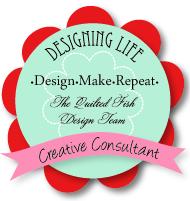 Designing life creative consultant badge