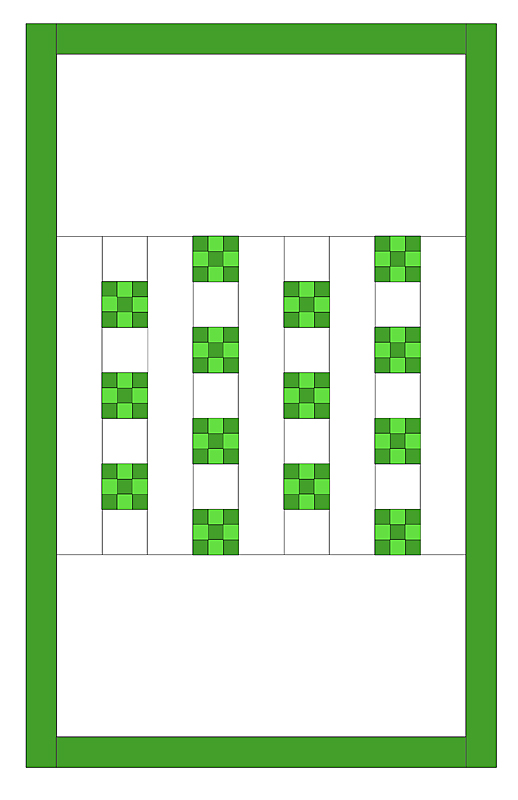 Greenquiltgrid