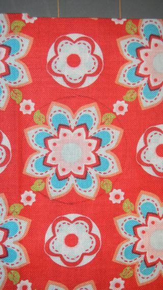 67 Trace circle pattern on fabric