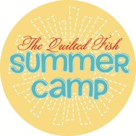 summer camp button