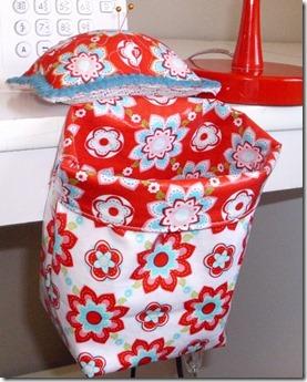 Trash-Stasher 15 Ready to sew!