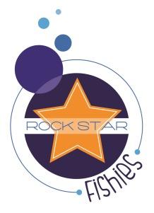 Rockstar Fishie Logo