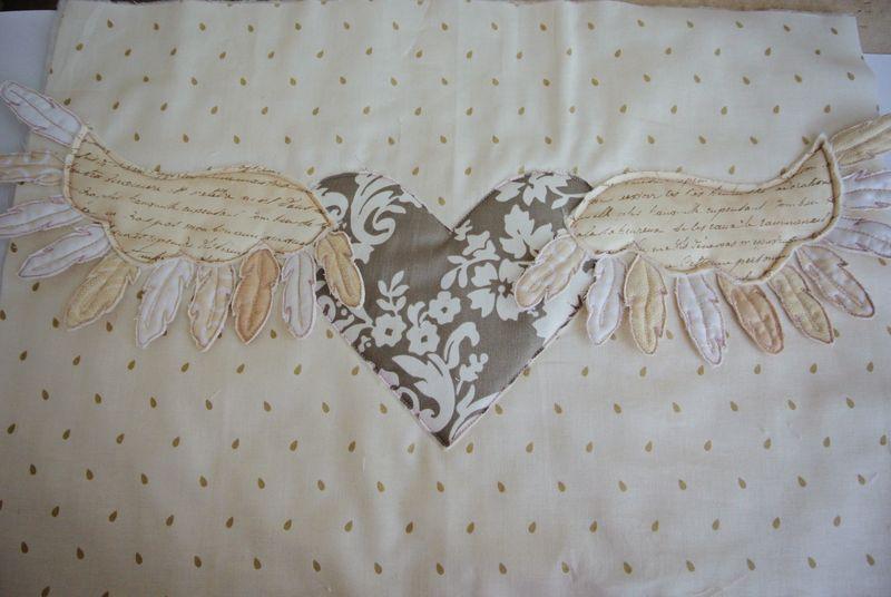 Wing sewn 1
