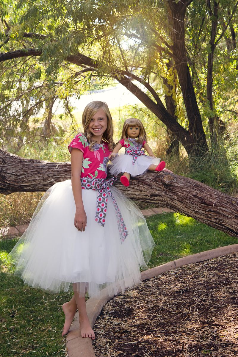 Girl&Doll-